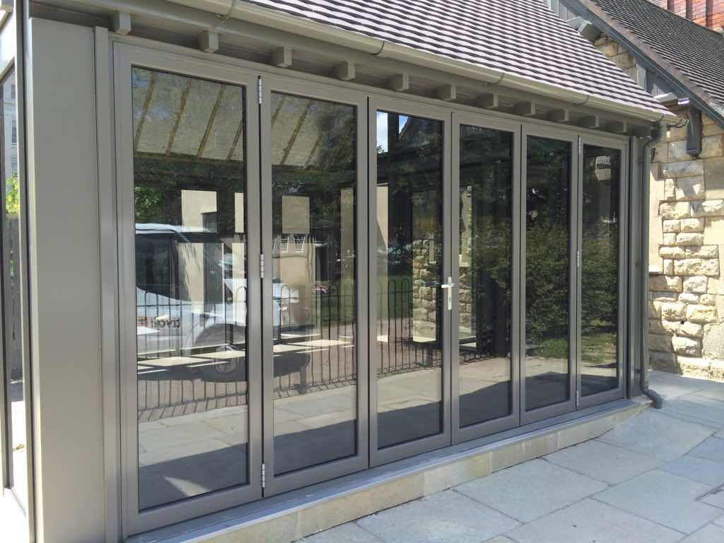 Origin Bi Fold Doors North West Bifolds