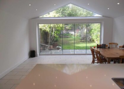 Frameless Glass Curtains