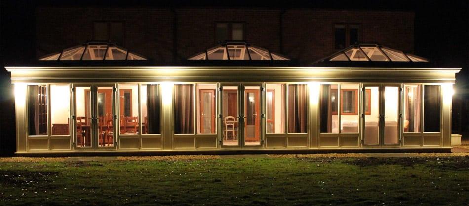lantern roof cost