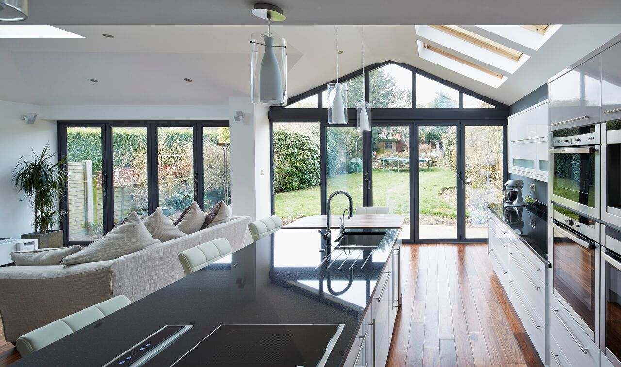 Origin Aluminium Windows North West Bifolds