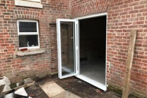 Warrington Origin bifolding doors